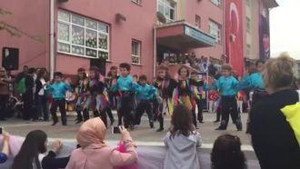 23 Nisan Ulusal Egemenlik ve Çocuk Bayramı Kutlamaları izle