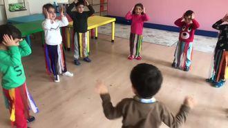 okul öncesi drama etkinliği izle