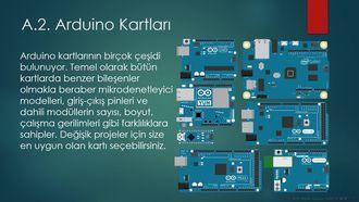 3 - A.2. Arduino Kartları izle