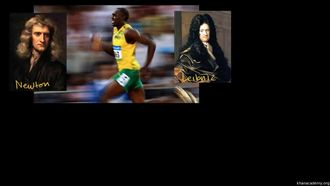 Newton Leibniz ve Usain Bolt izle