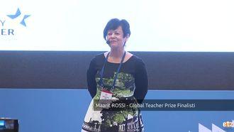 FATİH ETZ 2016: Maarit ROSSI - Global Teazher Prize Finalisti izle
