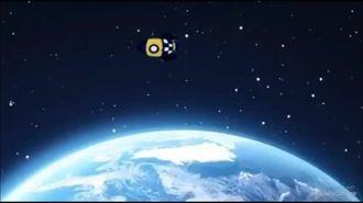 Uzay aracı animasyon izle