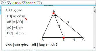Açıortay Ve Açıortay Teoremleri 10 - EBA BİLİŞİM ORHAN BEY izle