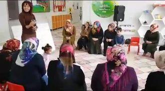 Elbistan Papatyam Anaokulu Anne Eğitim Programı izle