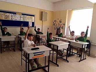 Atiye Bekir Dinçerler İlkokulu 3/E Sınıfı Açı Çeşitleri izle