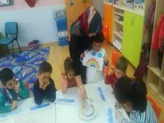Amasya-merkez Yeşilırmak Ortaokulu anasınıfı öğrencileri bonibon ve gökkuşağı d... izle
