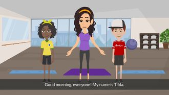 Kids Workout At Home izle