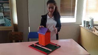 Deprem evi (Vakfıkebir Yalıköy Ortaokulu) İlayda USTA izle