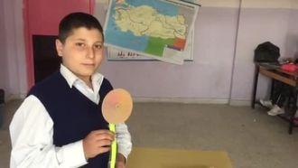 Yenişehir Ortaokulu Teknoloji Tasarım Dersi Yapım Kuşağı izle