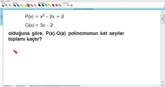 Polinom Türleri Ve Polinomlarda İşlemler 10 izle