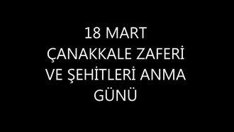 Çanakkale Türküsü (işaret Dili) izle