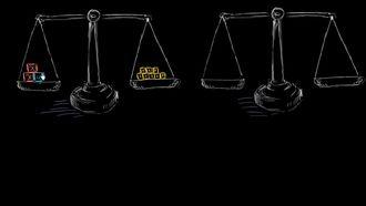 Basit Denklemlerde Neden İki Tarafa da Aynı İşlemi Yaparız ? izle