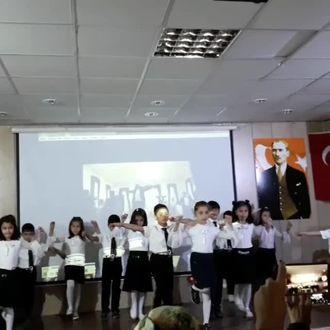 10 Kasım Atatürk'ü anma ,zeybek izle