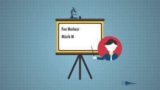Öğrenme Merkezleri ve Oyun 4- Fen, Müzik ve Geçici Öğrenme Merkezleri izle