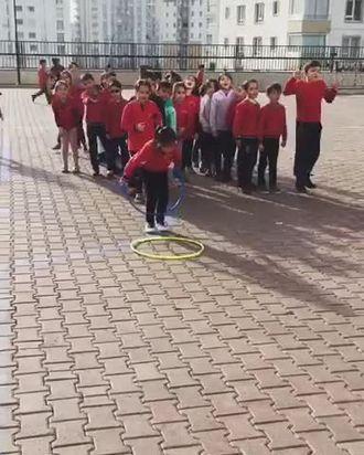 Oyun ve fiziki etkinlik . 2. Sınıf izle