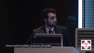 6.Oturum: Muhammet Emir YAŞAR -Boyutlu Görsel Biyoloji Eğitimi izle