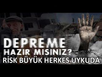 Türkiye'de Meydana Gelen Büyük Depremler izle