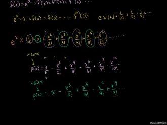 Euler Formülü ve Euler Özdeşliği izle
