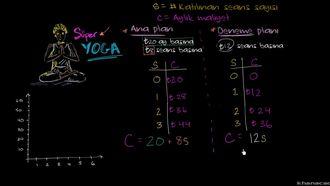 Yoga Örneği: Grafik Çizimi izle