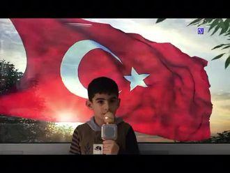 İstiklal Marşı - Atatürk İlkokulu- BİNGÖL izle