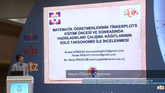 FATİH ETZ 2016 :  Nazım ÖZKAN/Kenan GÖKDAĞ - Öğretmen - Matematik Öğretmenlerinin... izle