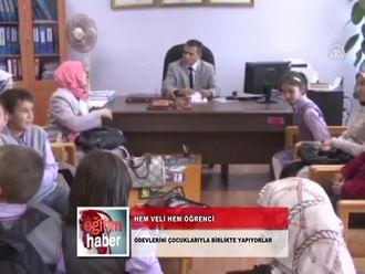 Hem Veli Hem Öğrenci (01.11.2012) izle