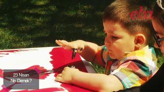 23 Nisan Ulusal Egemenlik ve Çocuk Bayramı izle