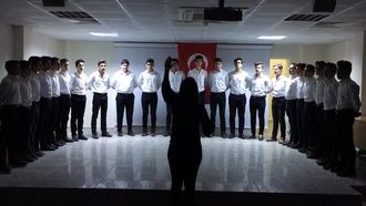 İstiklal Marşı Oratoryosu Şehit Ali Polat Anadolu Lisesi izle