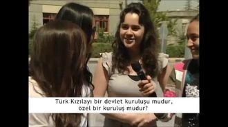 Türk Kızılayı - Tanıtım izle