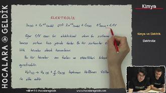 Elektroliz izle
