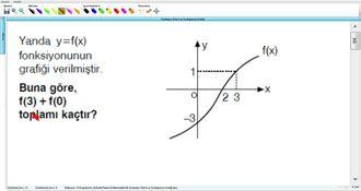Fonksiyon Türleri ve Fonksiyonun Grafiği 18 izle