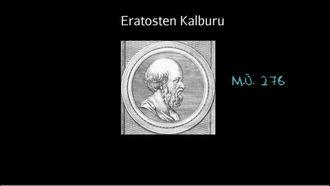 Eratosten Kalburu izle