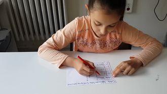 Çetele Tablosunu Sütun Grafiğine Çevirme izle