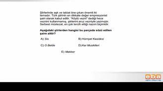 O Belde-Ahmet Haşim izle
