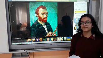 Ceyhan Sakarya Ortaokulu Ünlü ressamların hayatı 2 izle