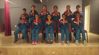 Karabağlar Cemil Meriç Ortaokulu Blok Flüt Grubu 1 izle