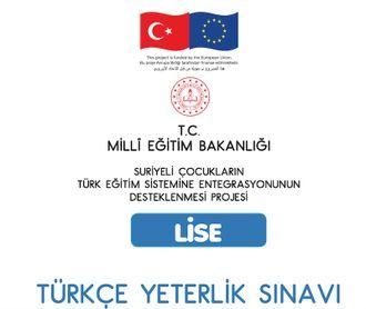 Türkçe Yeterlik Sınavı - 4