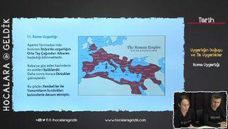 Roma Uygarlığı izle