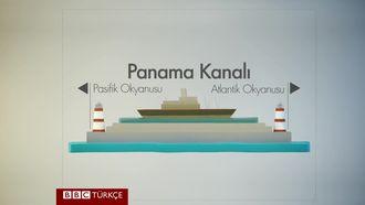 Panama Kanalı izle