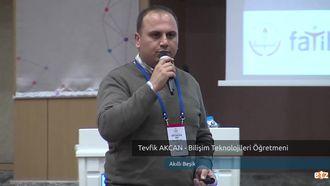 FATİH ETZ 2016 : Tevfik AKCAN - Bilişim Teknolojileri Öğretmeni- Akıllı Beşik izle