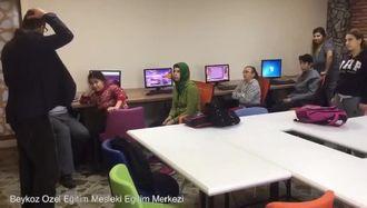 Deprem Tahliye Tatbikat Eğitimi izle
