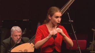 Lucie Horsch - Blokflüt - Vivaldi - 1 izle