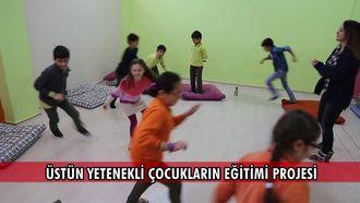 Üstün Yetenekli Çocukların Eğitimi- Eskişehir/Tepebaşı/Pilot Binbaşı Ali Tekin �... izle