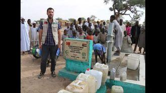 Sudan' a su kuyusu ile destek izle