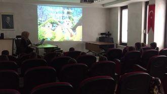 Boyabat Orman İşletme Müdürlüğü'nü ziyaret izle