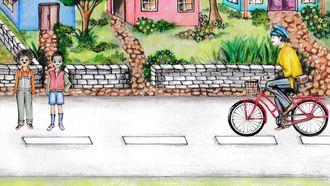 Bisikletli Postacı Dinleme Metninin Dijital Hikayesi izle