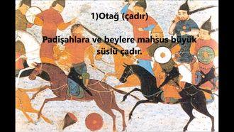 İslamiyet Öncesi Türk Devletlerinde Hükümdarlık Alametleri izle