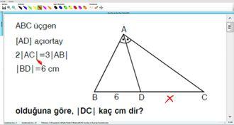 Açıortay ve Açıortay Teoremleri 3 izle