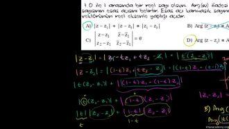 Karmaşık Sayılara Örnek (Bölüm 3) izle
