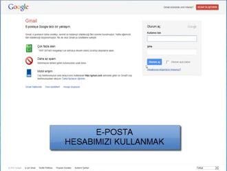 e-posta Hesabı Nasıl Kullanılır? izle